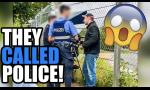 Policajný zásah na Nürburgringu! Vykázali YouTubera
