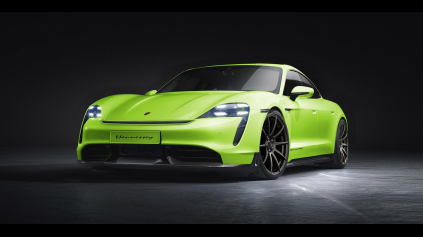Zdá sa vám Porsche Taycan nudné? Hennessey vám ho upraví