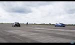Šprint Toyota Supra a Mustang: Porazí atmosféra turbo?