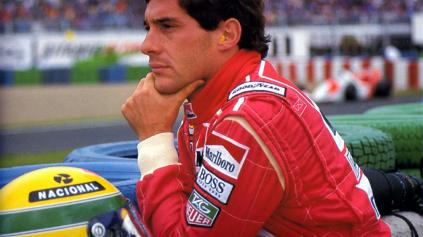 Dlho očakávaný film Senna mal premiéru