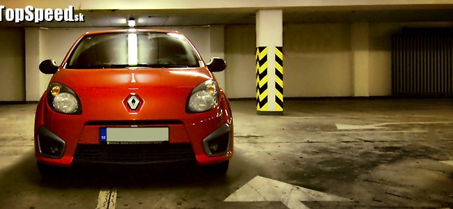 <p>Renault Twingo RS</p>