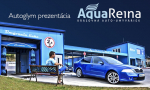 Autoglym prezentácia v autoumyvárke Aquareina Košice