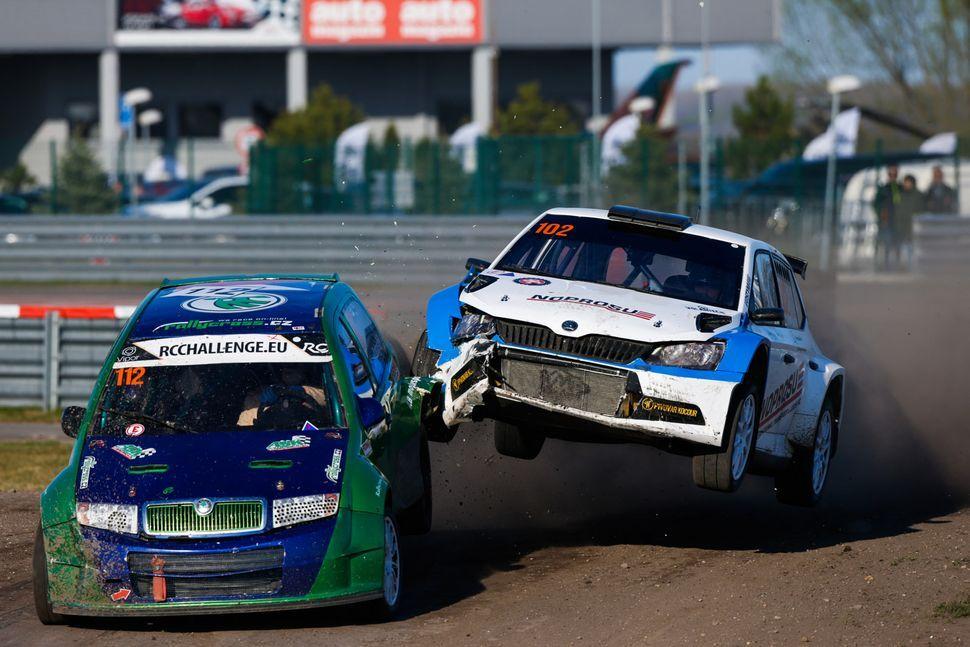Víkend na Slovakia Ringu patril Rallycrossu