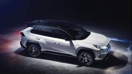 Nová Toyota RAV4 príde v roku 2019. Ako sa vám páči?