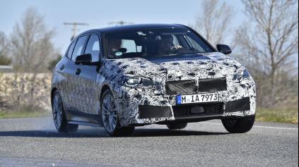 Nové BMW 1 má za sebou posledné testy