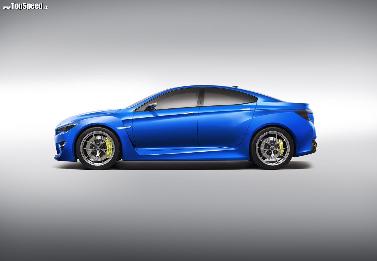 Subaru pravdepodobne chce znížiť ťažisko nového typu WRX.