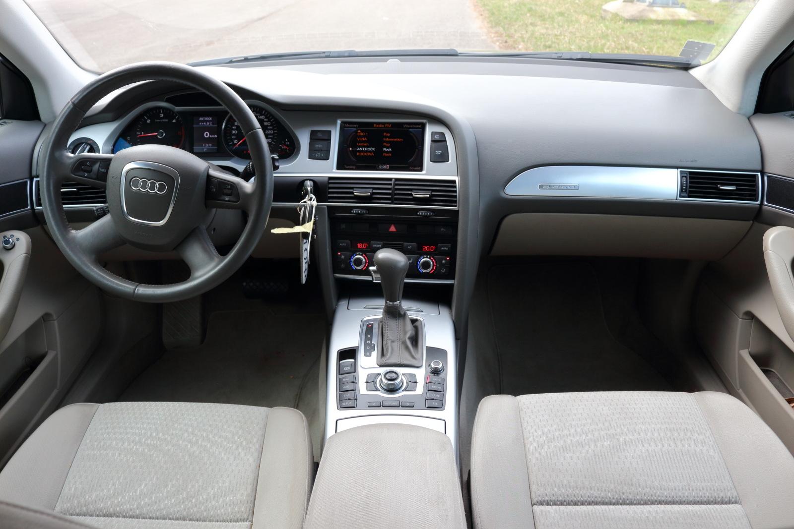 TopSpeed.sk test jazdenky Audi A6