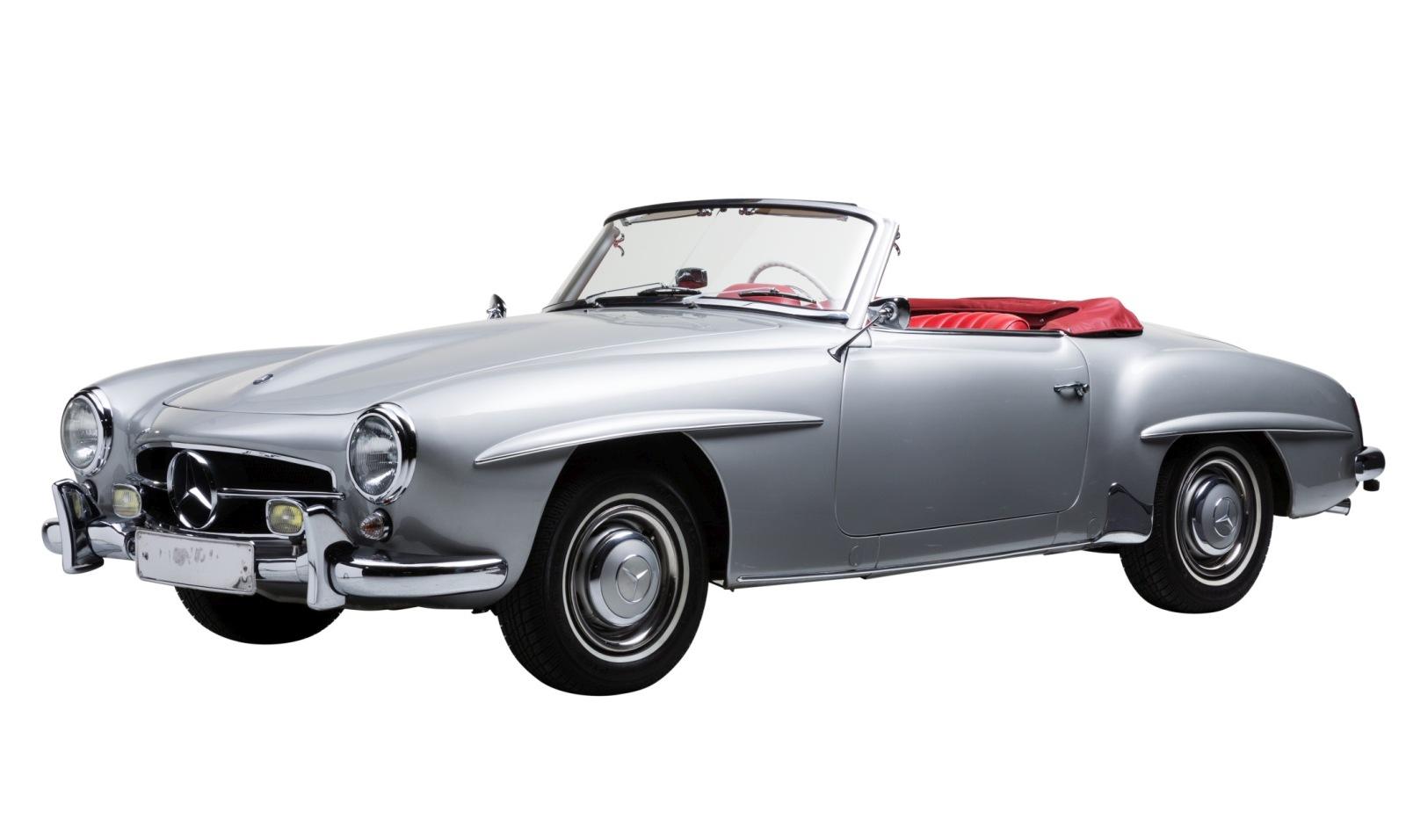 Mecedes SL190 1958