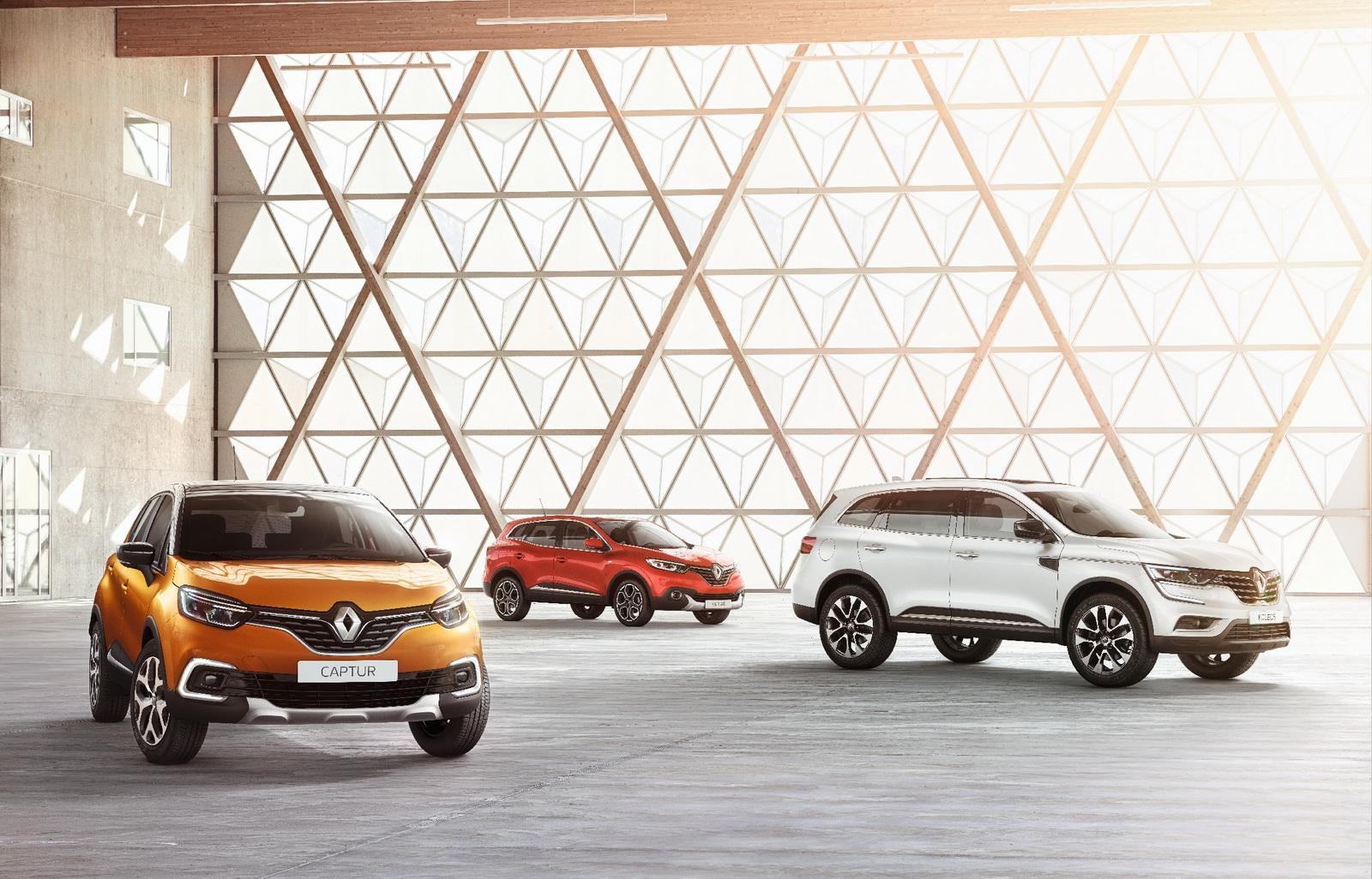 Modernizovaný Renault Captur