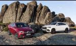 Nový Mercedes-Benz GLE Coupe premieňa kmitanie náprav na elektriku