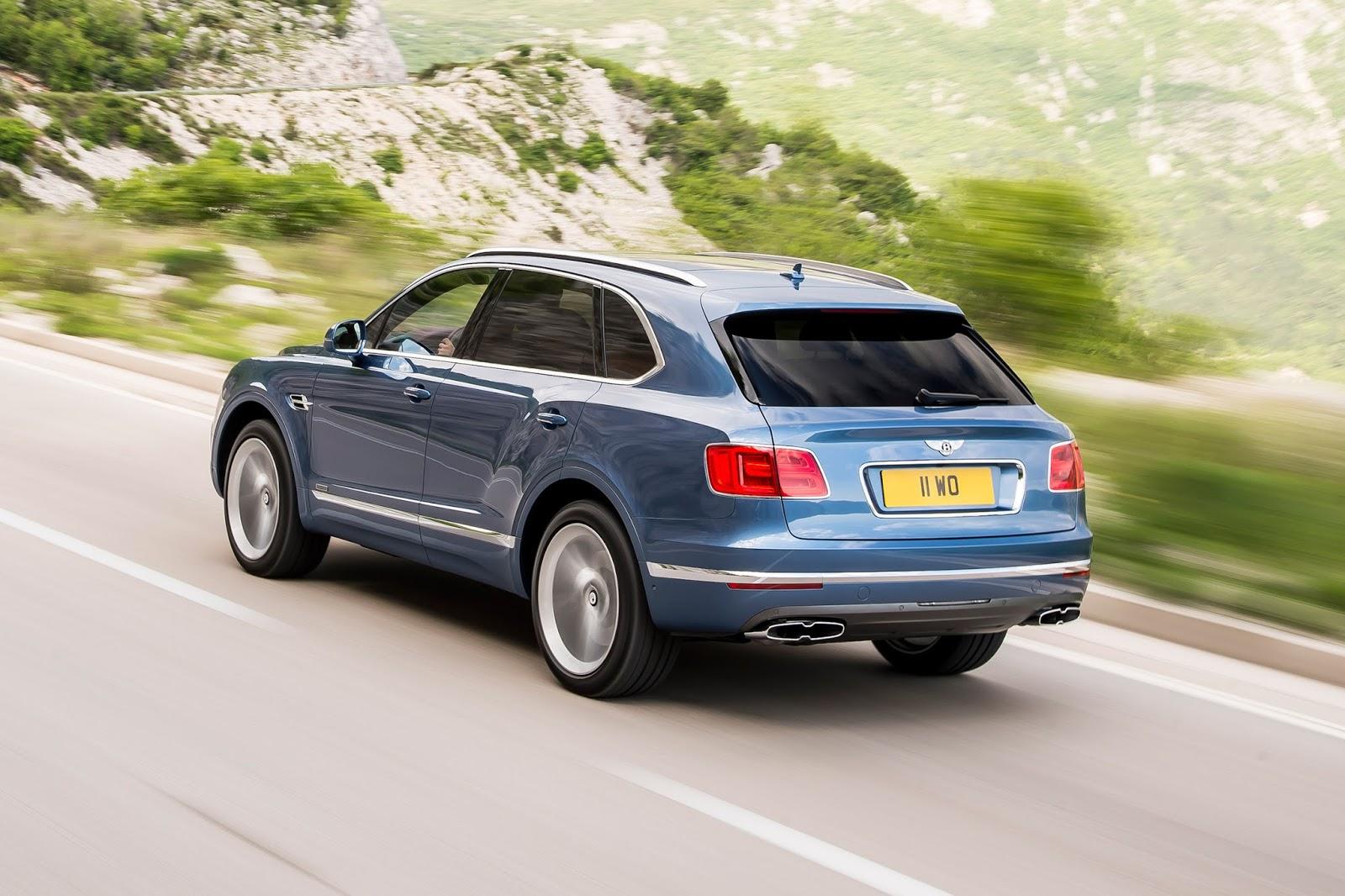 Bentley Bentayaga Diesel
