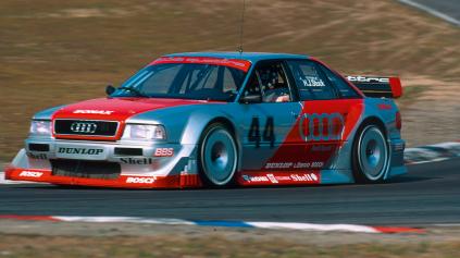 O Audi 80 V6 quattro DTM ste možno nikdy nepočuli