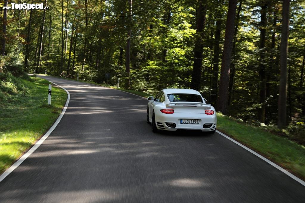 TechArt 911 Turbo 997 môže mať 700 k a 880 Nm!