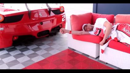BUDÍČEK PRETEKÁROV? FERRARI 458 GT3!