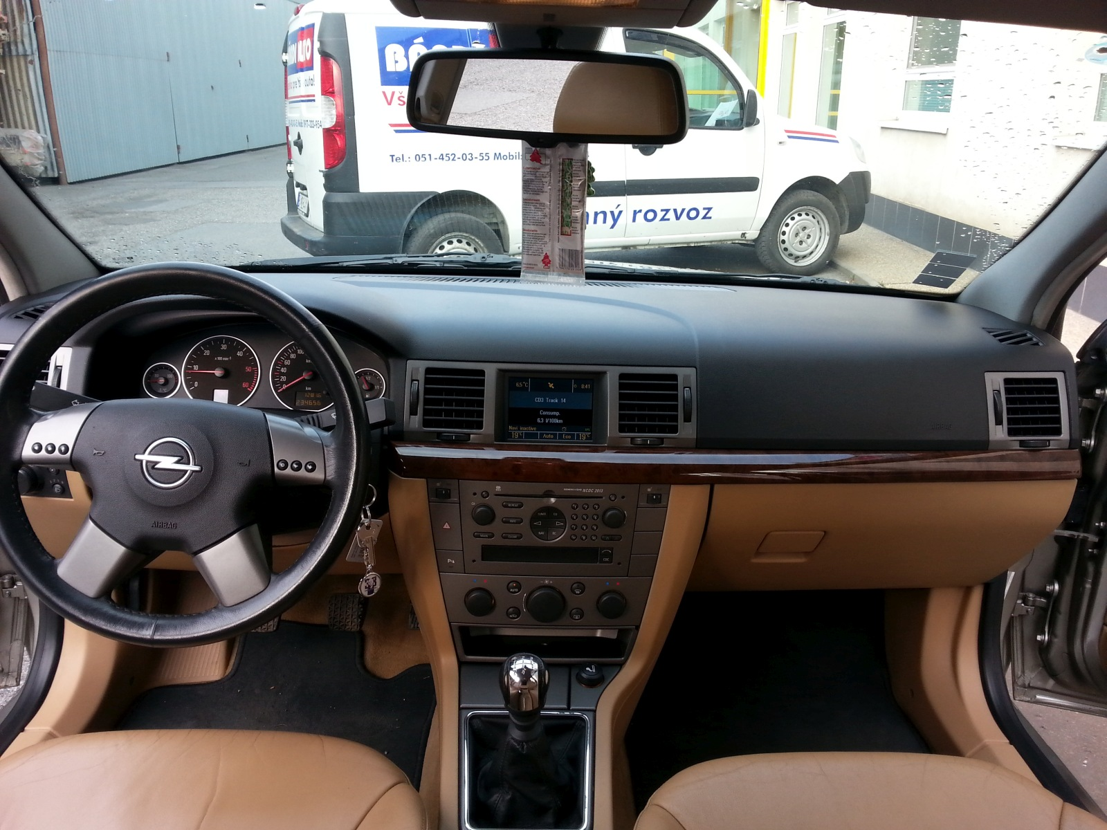 citatelska recenzia Opel Vectra Caravan 2,2DTi