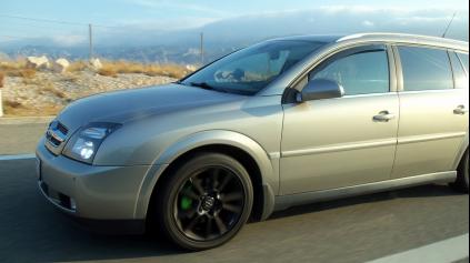 Čitateľská recenzia: Opel Vectra C Caravan 2.2DTi