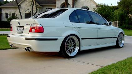 Spomeňme si na štvrté BMW radu 5 (E39 1995-2004)