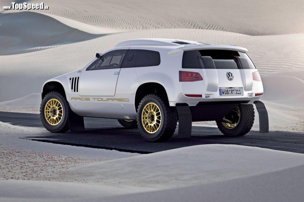 VW Race Touareg 3 Qatar Concept