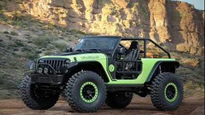 Jeep ukázal fanúšikom zaujímavé koncepty