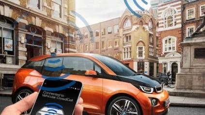 NOVÁ TECHNOLÓGIA BMW LOKÁLNE ZVÝŠI POKRYTIE MOBILNÝCH SIETÍ