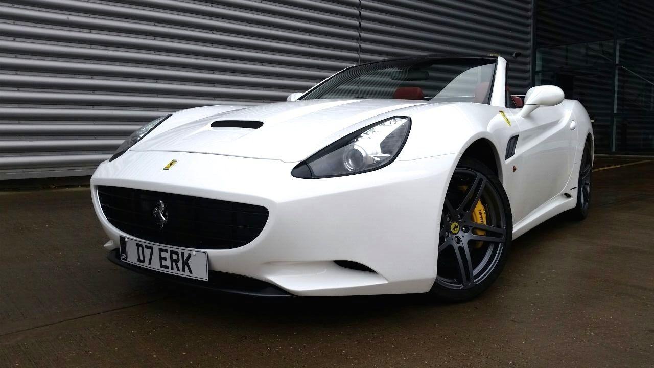 Ferrari California replika