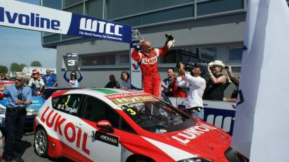 AKO BOLO NA FIA WTCC 2012 SLOVAKIA RING? TAKTO :)