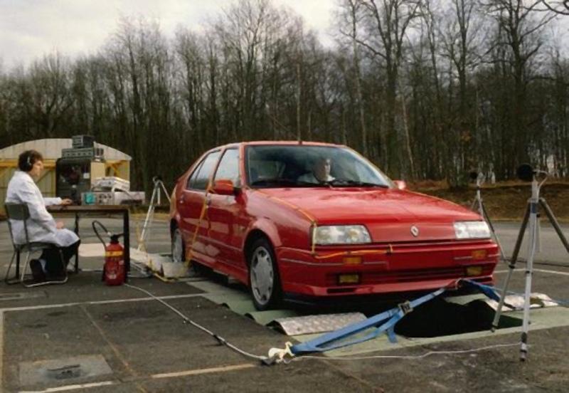 Renault Chrono 115