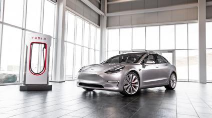 Tesla Model 3 zvládla 975 km na jedno nabitie!