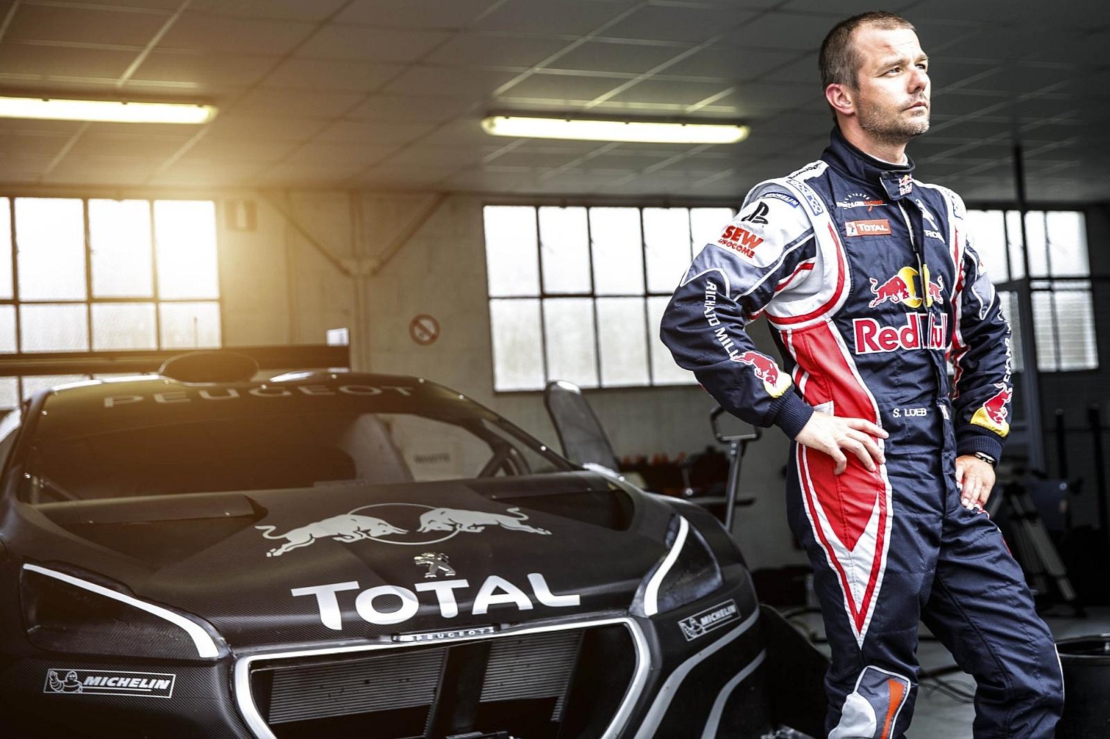 Sébastien Loeb sa už teší na WTCC