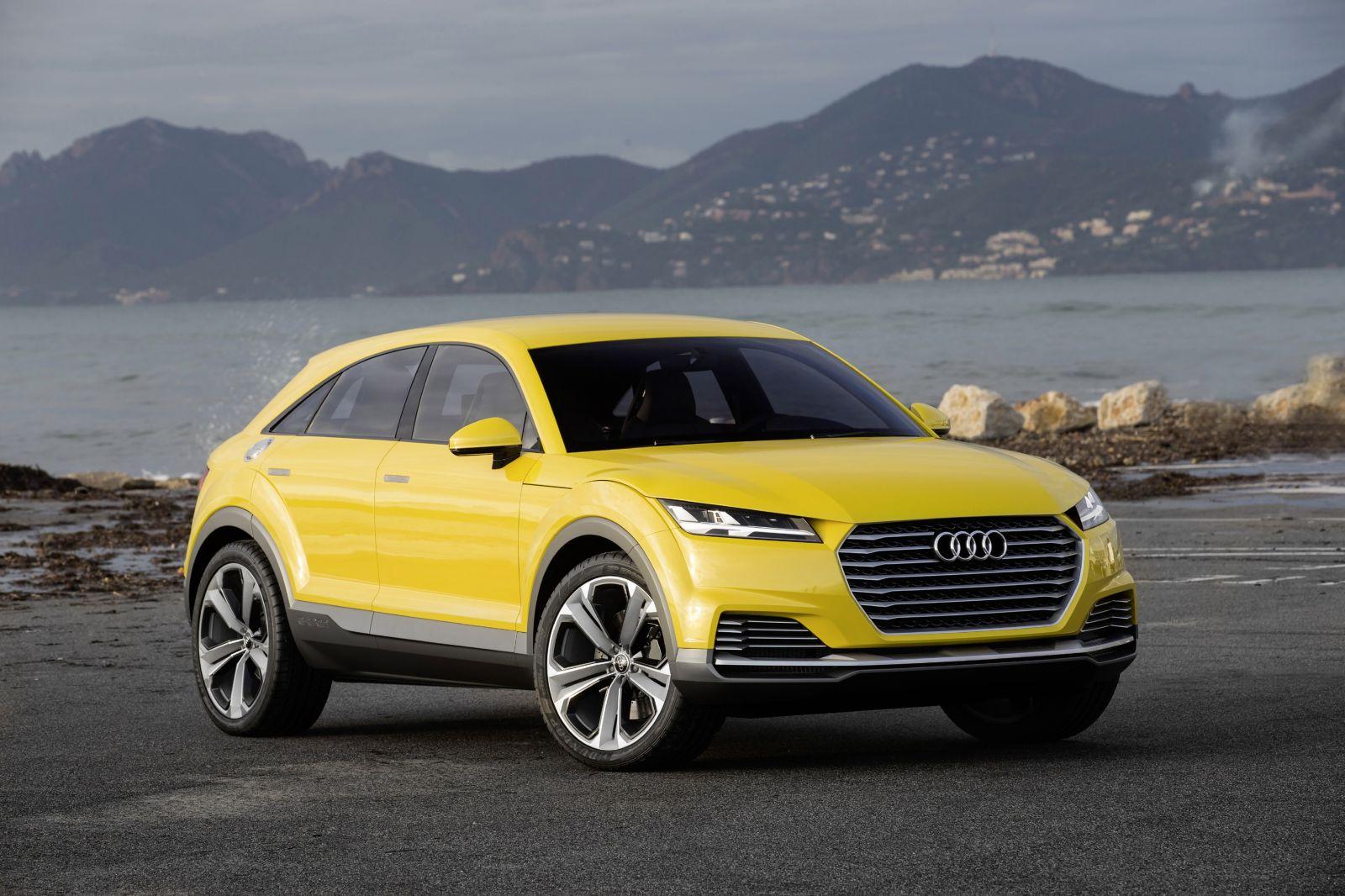 Audi chce viac SUV