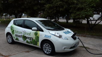 TEST: NISSAN LEAF 24 KWH