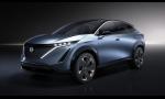 Nissan elektro koncept Ariya z techniky veľa neprezradil