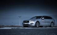 TEST: VOLVO V90 D5 AWD