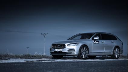 Test Volvo V90 D5 AWD