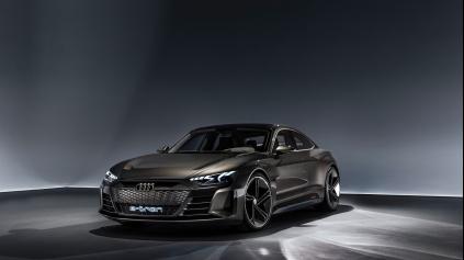 Audi e-tron GT má mať dojazd viac než 400 km