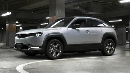 Prvá elektrická Mazda MX-30 sa pripomína. Poznáme už aj cenu v SR