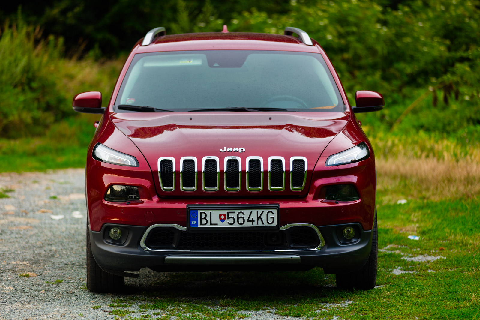 Topspeed.sk test Jeep Cherokee 2,2 D
