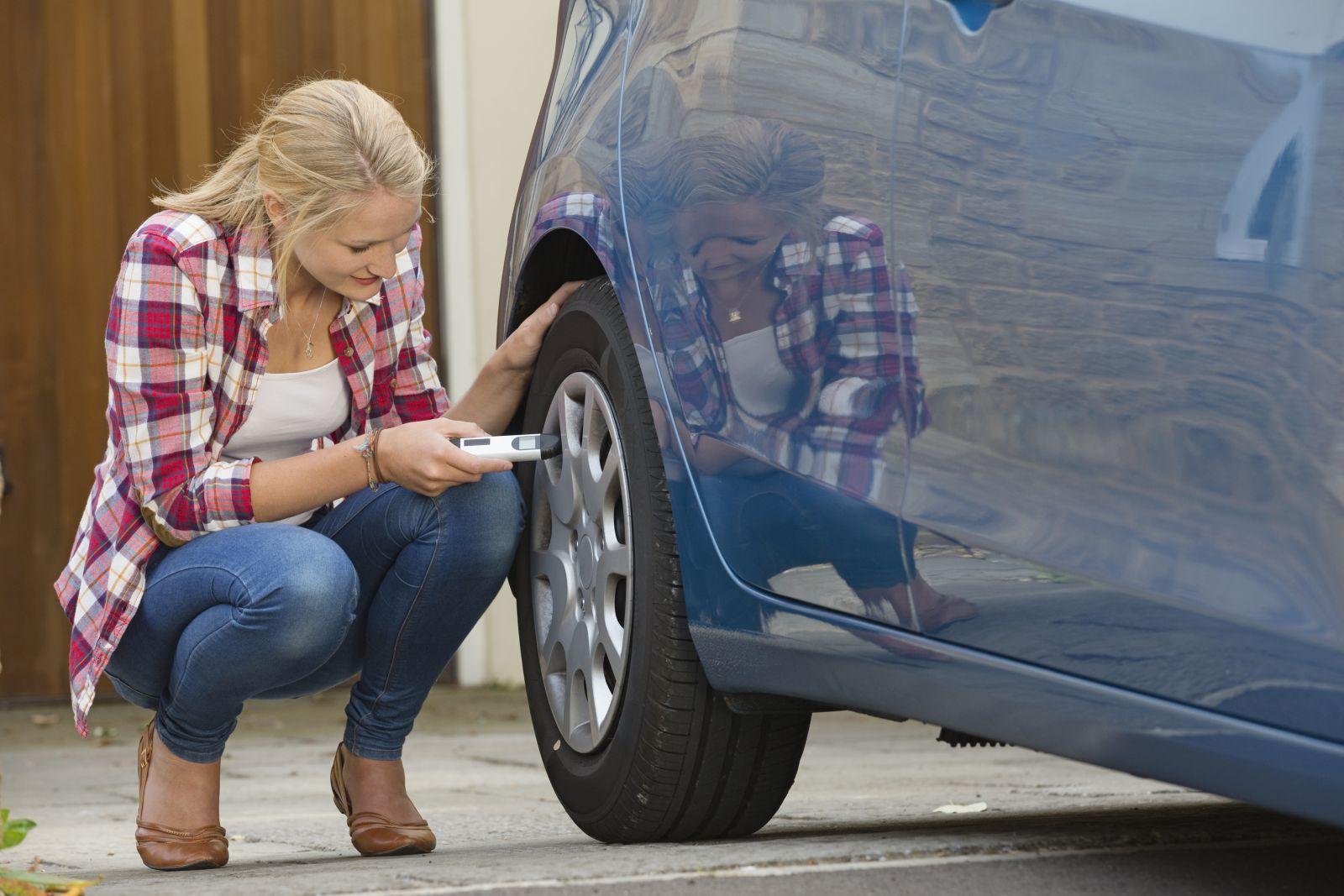 ako nafúkať pneumatiky