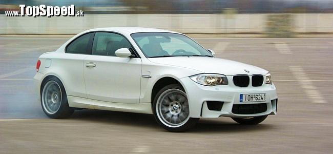 Prvá recenzia BMW 1M