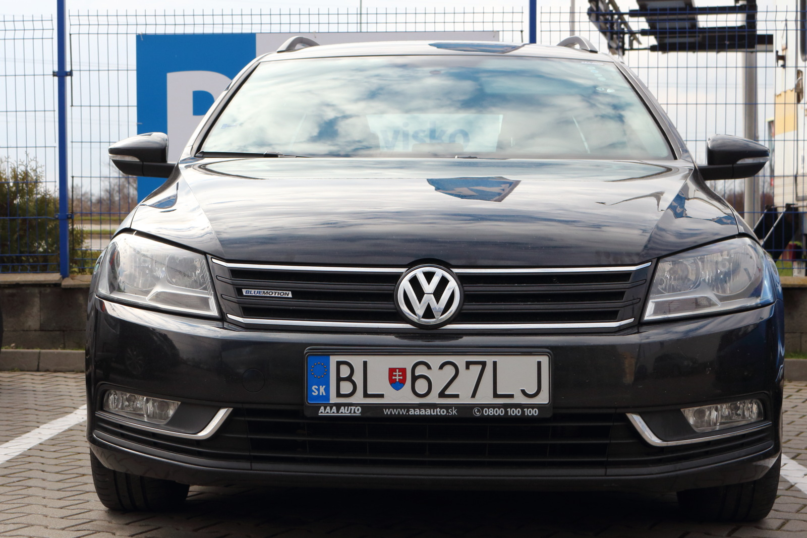 TopSpeed.sk test jazdenky Volkswagen Passat B7