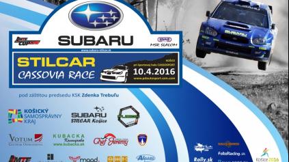 PRÍĎTE SI ZAJAZDIŤ NA SUBARU STILCAR CASSOVIA RACE