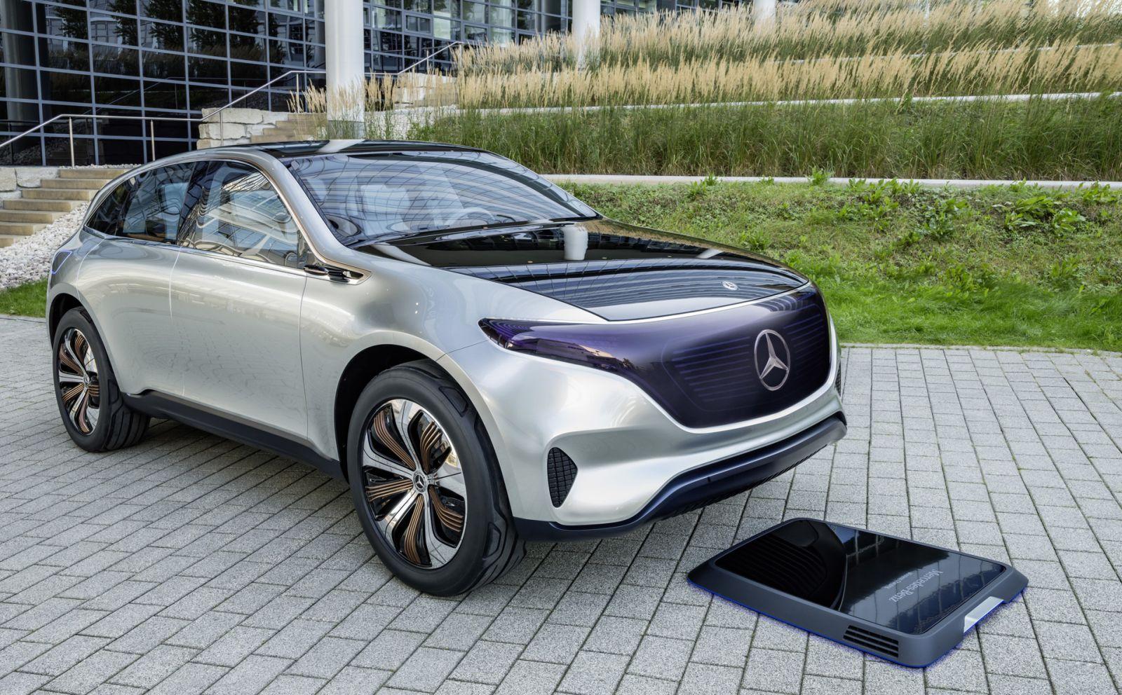 Expanzia Mercedes EQ