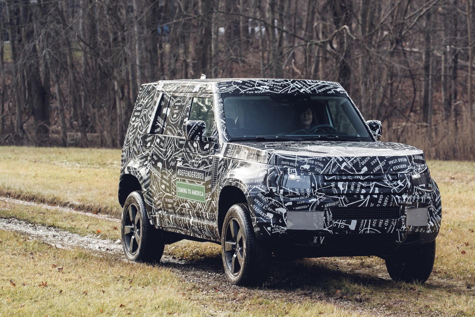 Nový Land Rover Defender budú vyrábať v Nitre - TopSpeed sk