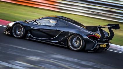 McLarenu sa podarilo zajazdiť rekord na Nürburgringu, ale...