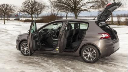 Test: Peugeot 308 eHDI Allure