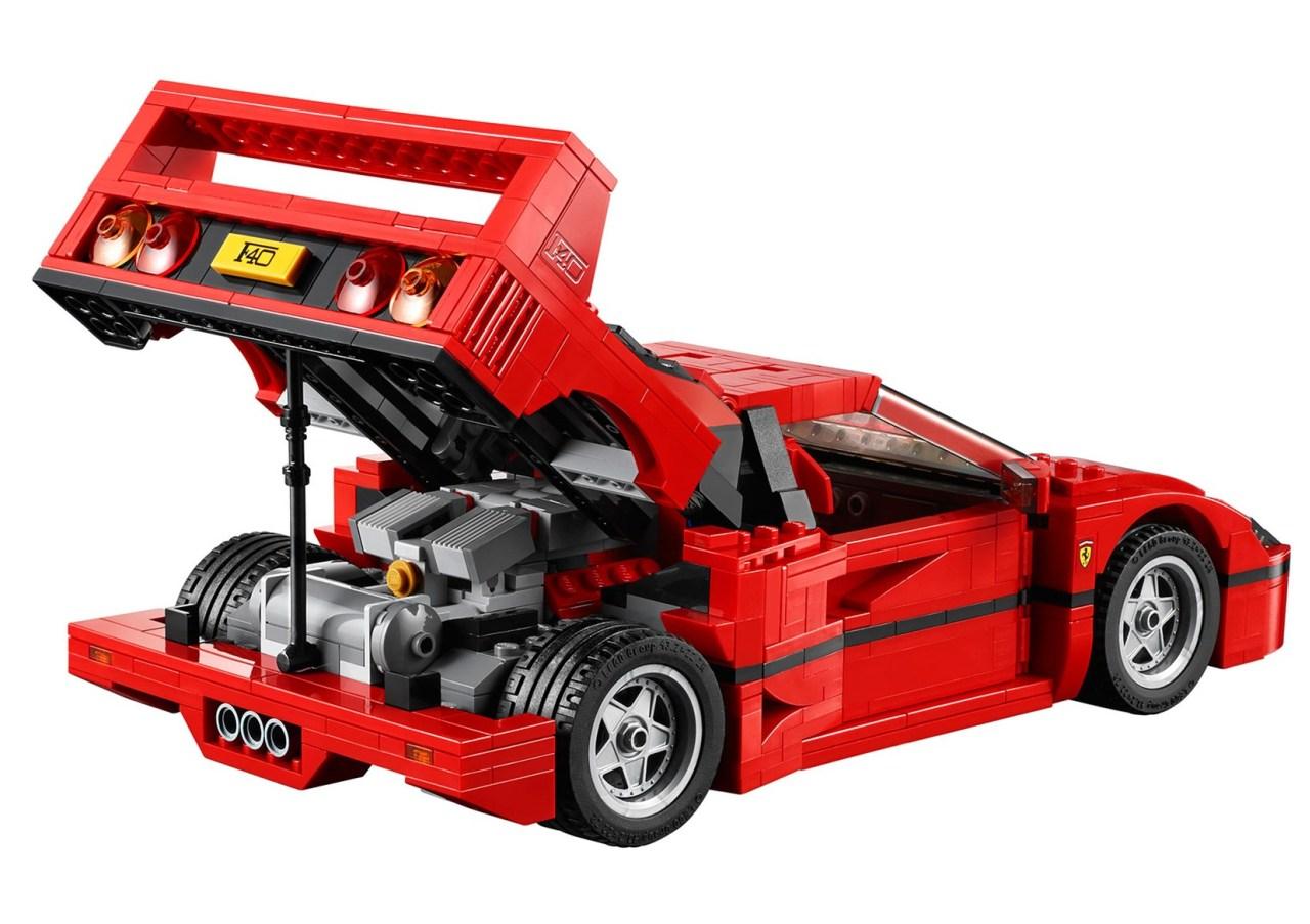 Ferrari F40 Lego
