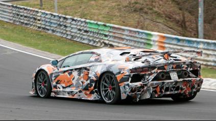 Šok! Lamborghini Aventador SVJ prekonal Porsche 911 GT2 RS!