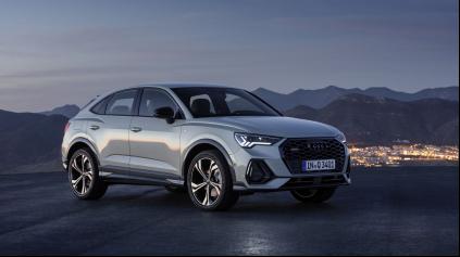 Audi rozširuje ponuku SAC o Audi Q3 Sportback