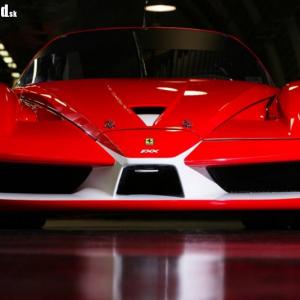 <p>Ferrari FXX</p>
