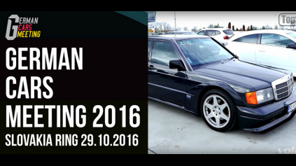 GERMAN CARS MEETING 2016